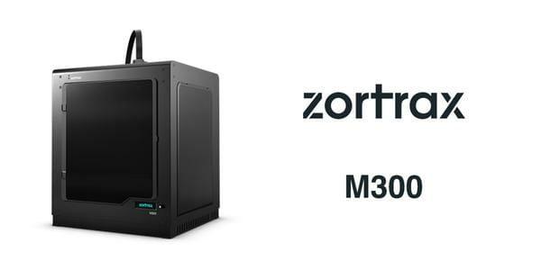 Zortrax M300 impresora 3d gran volumen