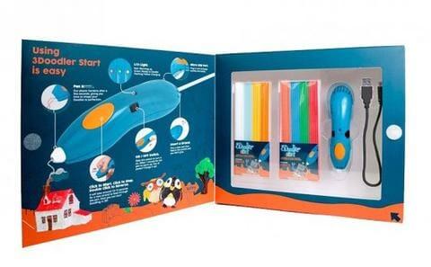 3doodler start - lapiz 3d niños