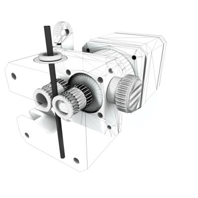 Nuevo Sistema de extrusión BCN3D desarrollado por Bondtech