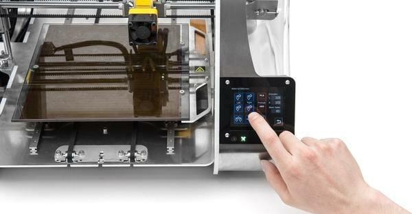 Pantalla impresora 3d Zmorph 2.0 SX