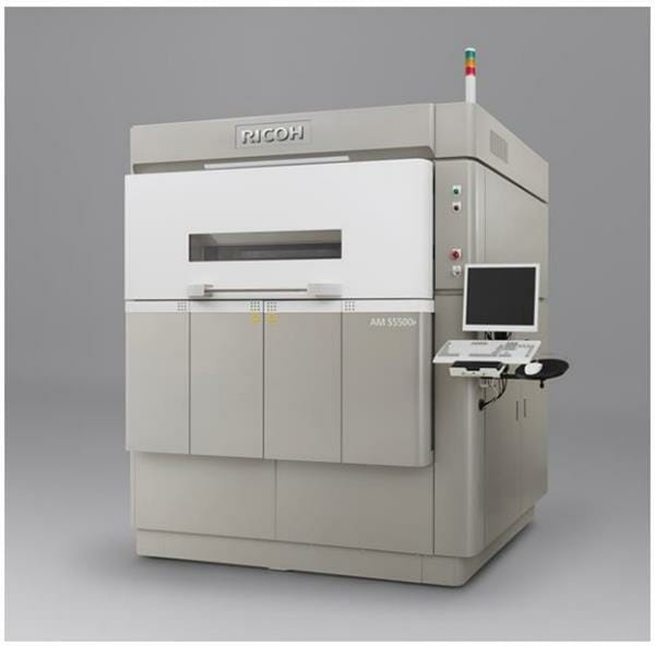 Ricoh presenta su primera impresora 3d industrial for Primera impresora 3d