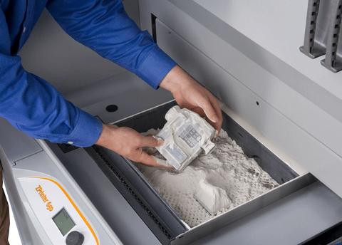 Impresora 3D por Inyección