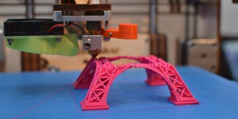 Impresion 3D Material Fundido FDM