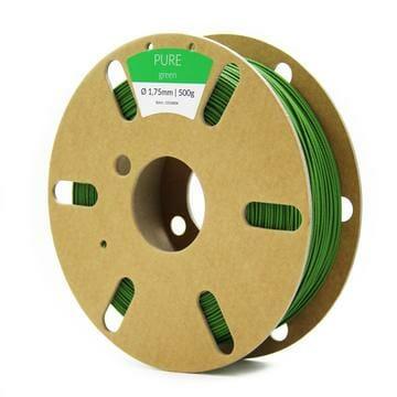 PLA acabado liso printament PURE verde