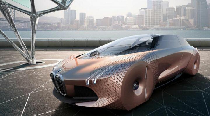 Modelo Concept de BMW