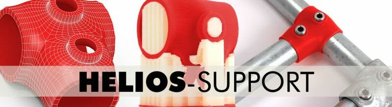 Filamento Helios Support (PVA) Natural de Formfutura