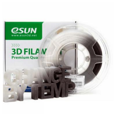 Filamento PLA Colour Change Temperatura Gris ESUN