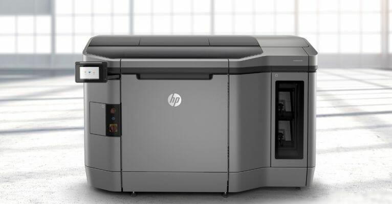 Impresora 3D HP Multijet Fusion
