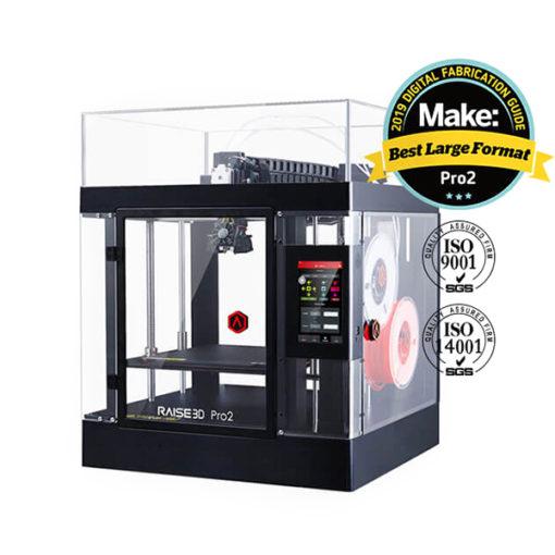 Raise3D Pro2 Impresora3D Profesional