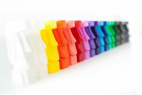 Muestrario de colores Smartfil PLA