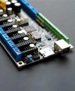 Electrónica, componentes y útiles de impresión 3D