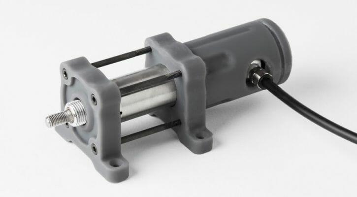 Dispositivo impreso en 3D con Resina Grey PRO de Formlabs