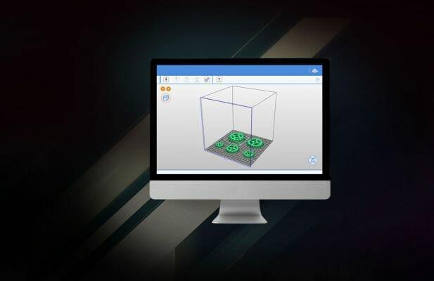 Software XYZware PRO de XYZprinting
