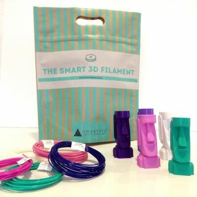 Pack de filamentos smartfil PLA