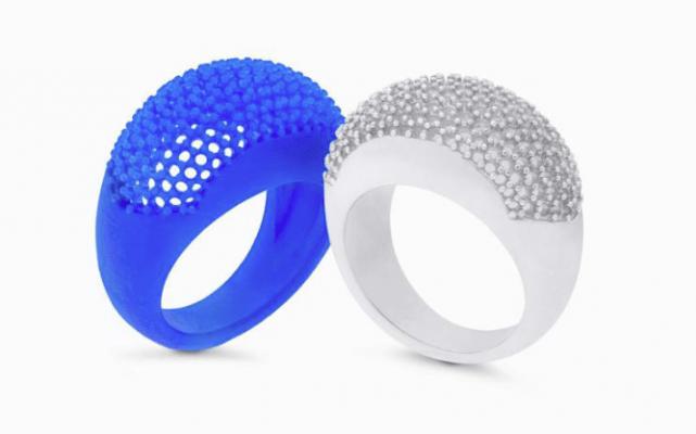 Modelos 3D obtenidos a través de un molde castable de Formlabs