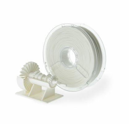 Modelo 3D impreso con PLA PolyMax de Polymaker.