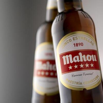 Cervecera española Mahou e impresión 3D