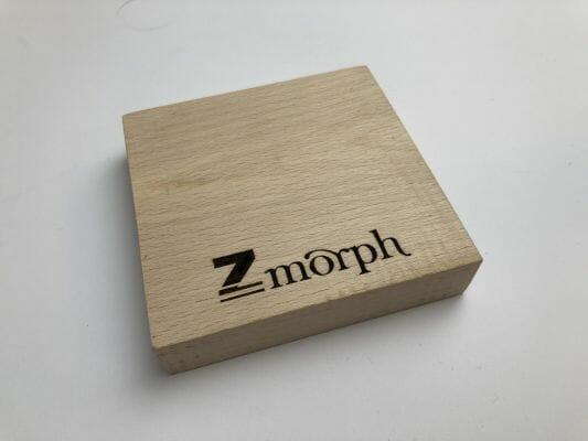grabado ZMorph