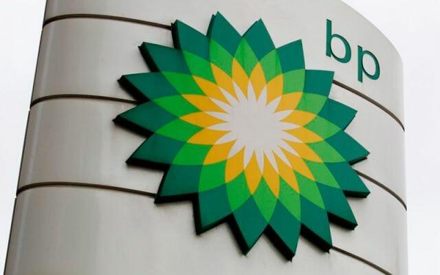 El emblema de BP. Foto vía BP.
