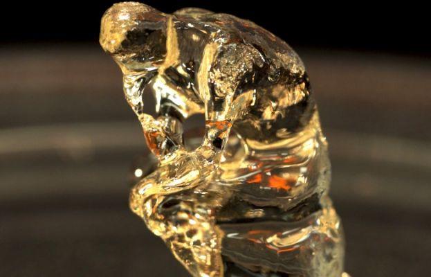 Modelo impreso en 3D con impresión 3D CAL