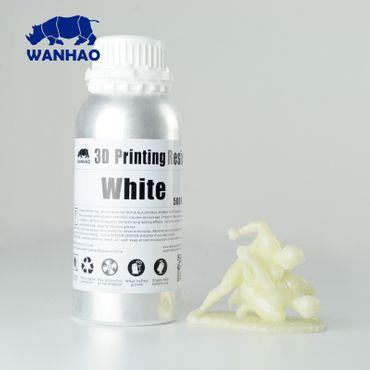 Resina Blanca de Wanhao 3D