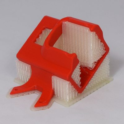 Modelo fabricado con impresión 3D con PVA Smartfil