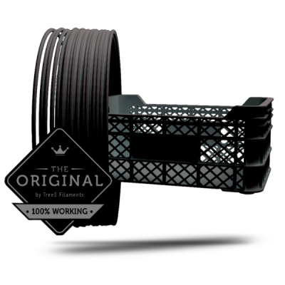 Filamento P-LENE CARBON TreeD Filaments