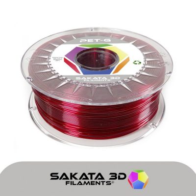 PETG Rubí de Sakata 3D