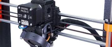 Extrusor rediseñado y más compacto