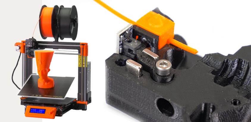 Sensor de filamento óptico