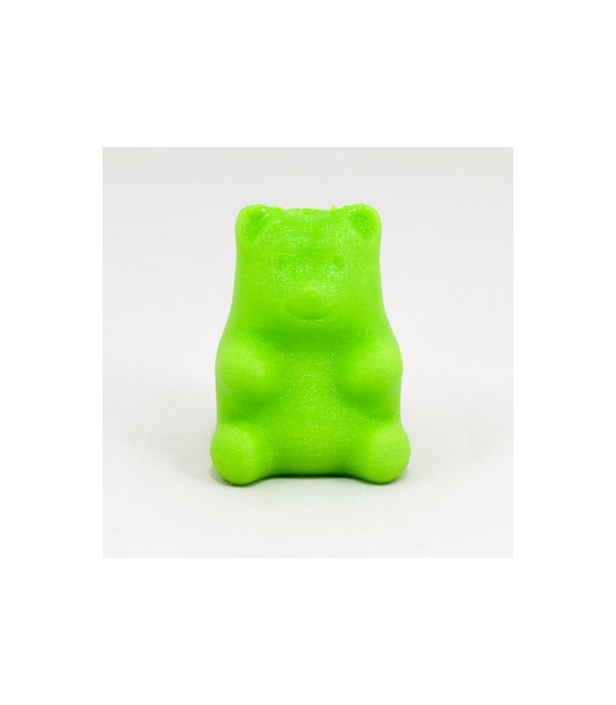 Filaflex Verde 95A y Oso