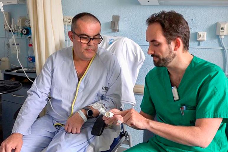 gregorio-maranon-aorta-impresion-3d-paciente