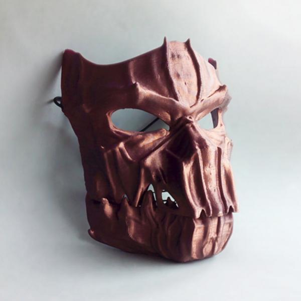 Mascara_Oscura_Halloween_STL