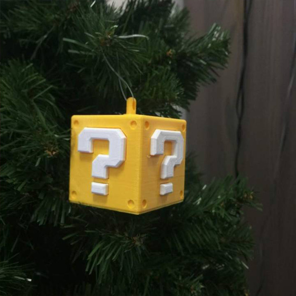 9_Cubo_Super_Mario_Bros_Decoracion_arbol_Navidad_Impresion3D