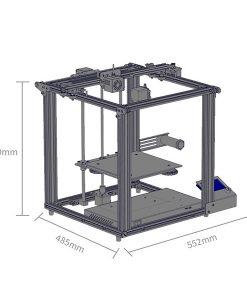Impresora 3D Creality Ender 5 Medidas