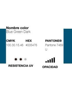 MTN Blue Green Dark