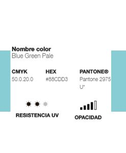 MTN Blue Green Pale