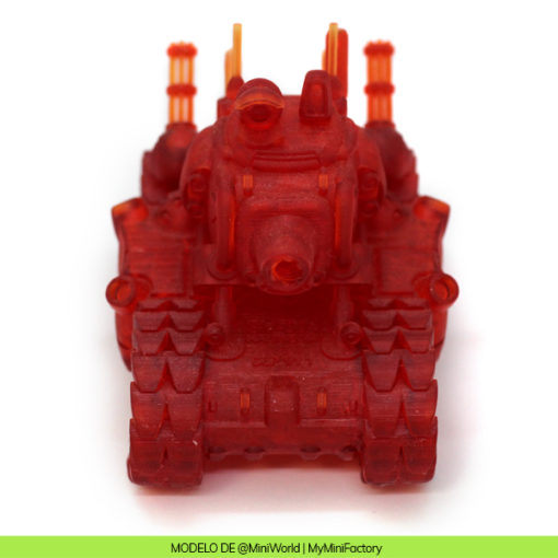 Creality LD-002R Metal Slug