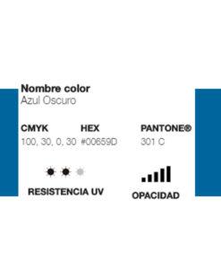 MTN Hardcore Azul Oscuro