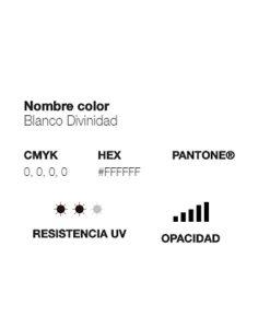 MTN Hardcore Blanco Divinidad