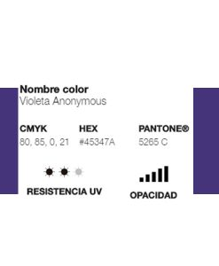 MTN Hardcore Violeta Anonymous