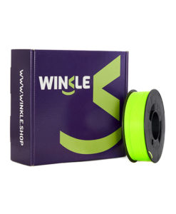 PLA WINKLE Verde Fluorescente