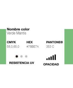 MTN Hardcore Verde Mantis