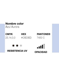 MTN Hardcore Azul Aurora