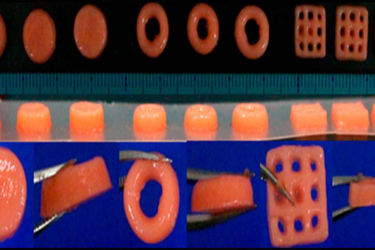 Parches bioimpresión 3D