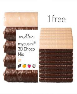 MYCusini Choco Mix