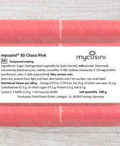 MYCusini Choco Pink