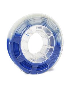 PLA Cambio de Color con Temperatura Azul Blanco