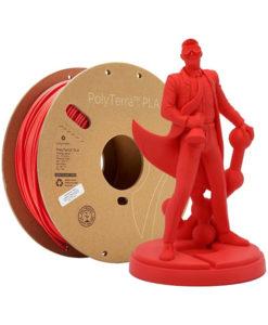 PolyTerra PolyMaker Rojo Lava