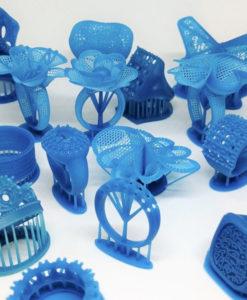 Resina BlueCast x5